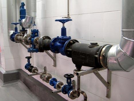 вода для постоянного горячего водоснабжения