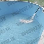 вода в бассейн на дачу